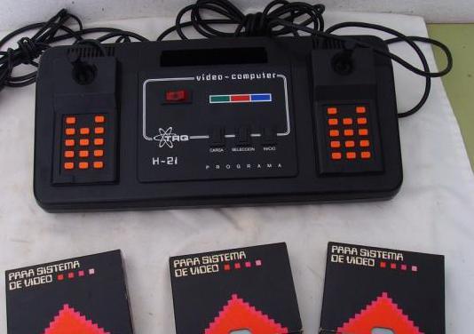 Consola de juego trq h-21