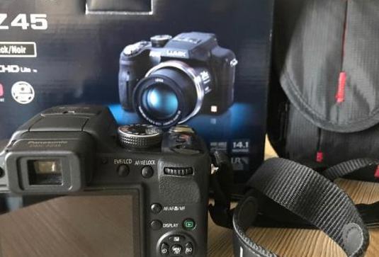 Cámara fotos digital panasonic lumix fz45