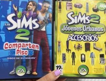 Expansiones sims 2