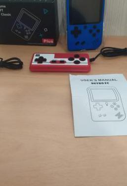 Gameboy consola retro