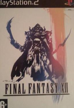 Juego original final fantasy xii ps2