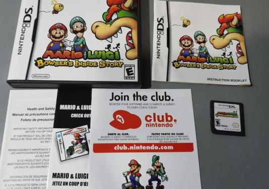 Mario e luigi browser's inside story