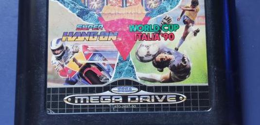 Mega games i megadrive