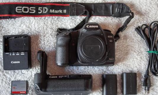 Negociable] canon 5d mark ii accesorios