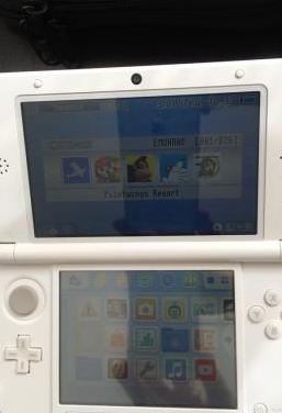 Nintendo 3ds xl 2 juegos completa