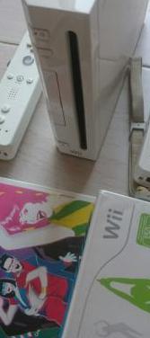 Nintendo wii 2 mandos balance board juegos