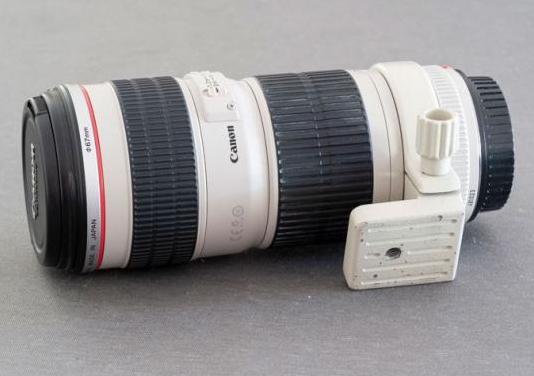 Objetivo canon 70-200mm f4 l usm