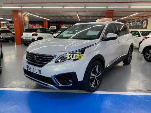 Peugeot 5008 hdi 130cv allure. nuevo a estrenar!!!!!