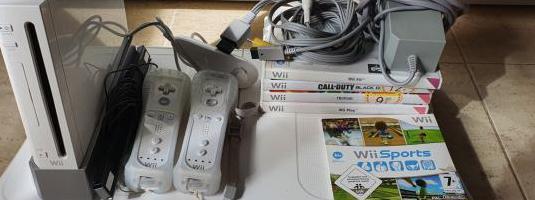 Wii nintendo.