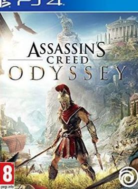 Assassins creed odyssey ps4 precintado