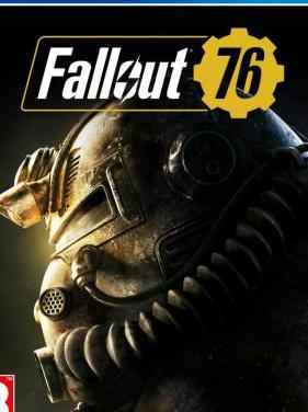 Fallout 76 precintado ps4