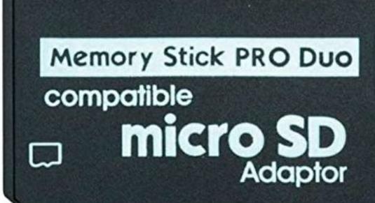 Memoria 64gb con juegos psp/ps1
