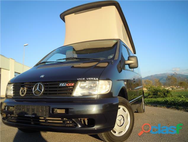 Mercedes benz vito marco polo 112 cdi
