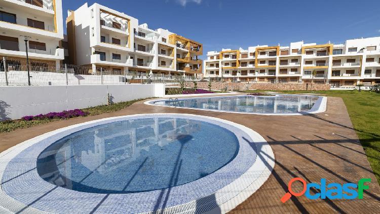 Nuevos partamentos junto a Villamartín Golf y playa La Zenia 1