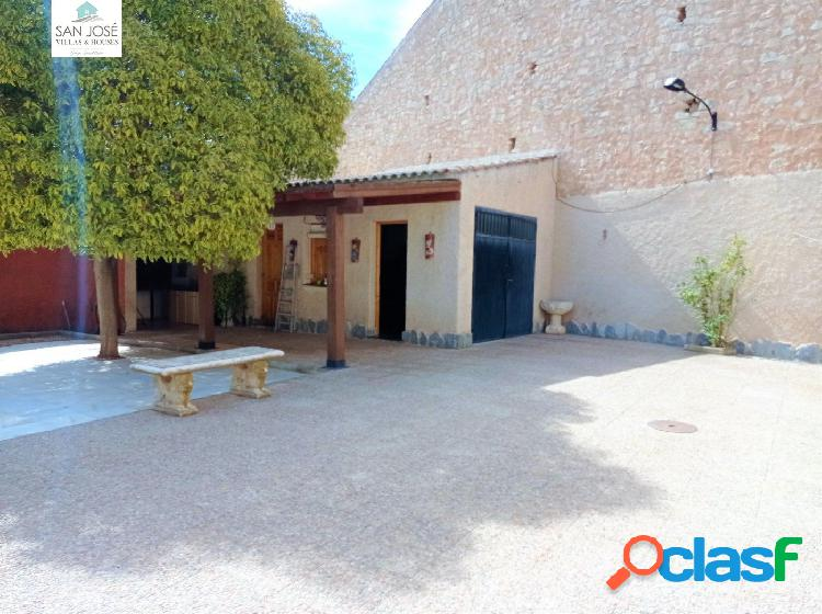 Inmobiliaria San Jose casa en Xinorlet Monovar, Alicante 1