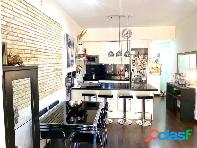 Precioso piso, amueblado y listo para entrar a vivir