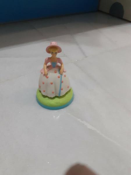 Bo peep toy story muñeca giratoria