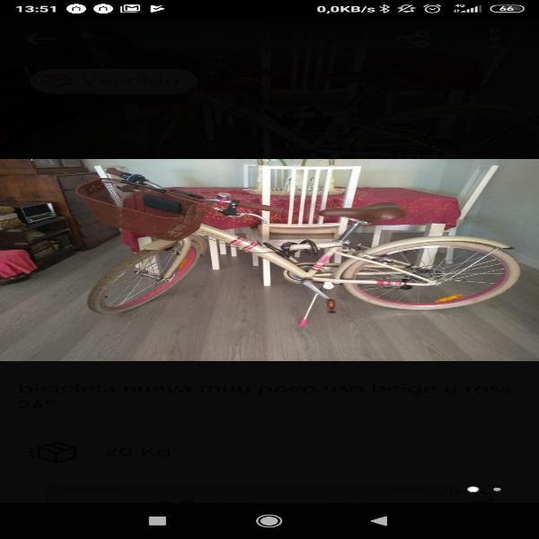 Bicicleta paseo niña10_14