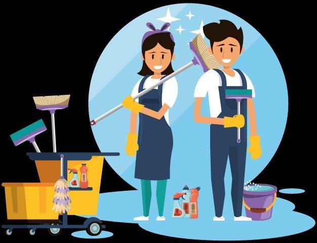 Busco trabajo como limpiadora madrid sur