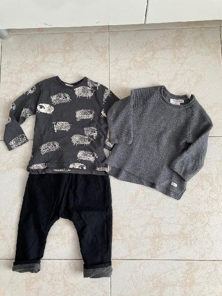 Conjunto ropa niño 18-24 meses