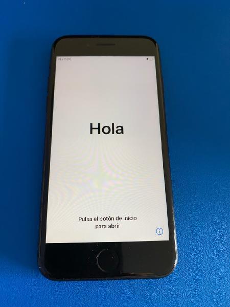 Iphone 7 space grey 32gb libre