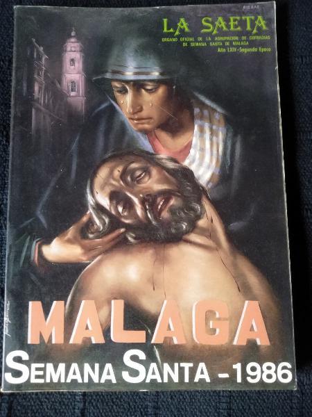 Málaga semana santa la saeta 1986