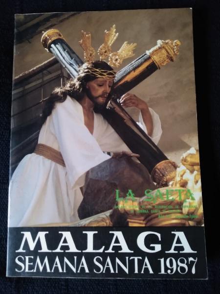 Málaga semana santa la saeta 1987