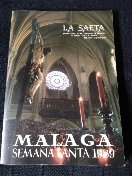 Málaga semana santa la saeta 1989