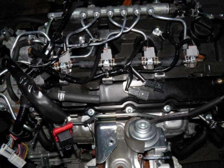Motor mitsubishi asx 1.8 did 2012 -13