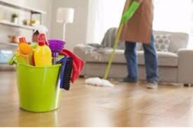 Servicio de limpieza y cocina