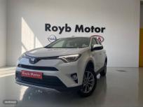 Toyota rav 4 2.5l hybrid 2wd advance pack drive de 2018 con