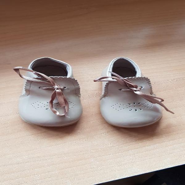 Zapatitos bebé 20 beige