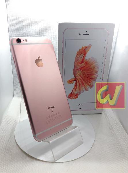 Iphone 6s plus 64gb color oro rosa