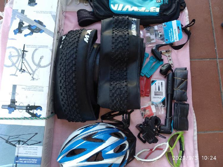 Material de bicicleta