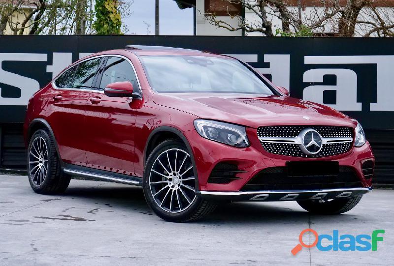 Mercedes glc 350 d amg 4matic