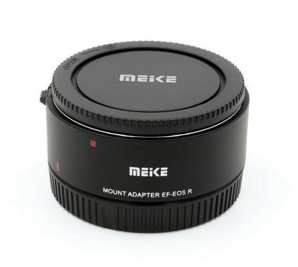 Adaptador lentes canon ef a canon eos r