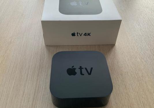 Apple tv 4k hdr 64gb como nuevo