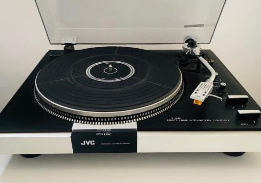 Jvc jl-a40 tocadiscos hifi vintage