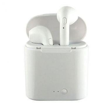 Mini auriculares bluetooth i7s (ios/android) blanc