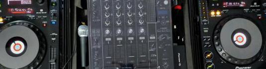 Pioneer dj cdj 900