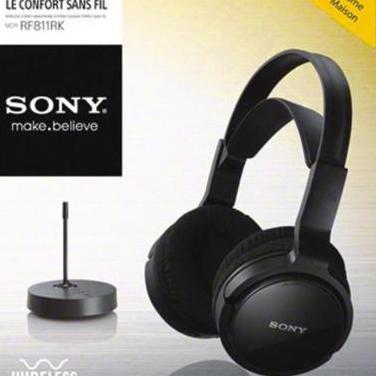 Sony auriculares inalámbricos tv