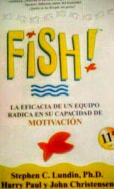 Libro fish(reflexiones laborales /personales)