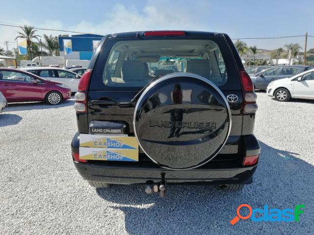 TOYOTA Land Cruiser diesel en Mijas (Málaga) 3