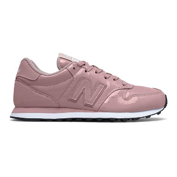 Zapatillas new balance 500 rosa mujer
