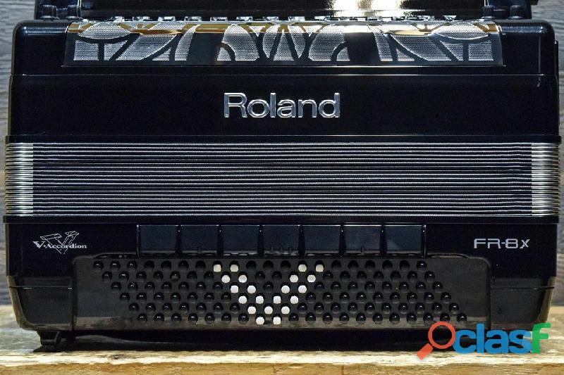 Acordeón digital roland fr 8xb v accordion