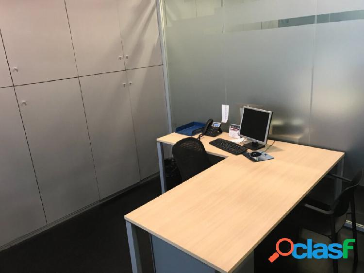 Alquiler despachos, oficinas y espacios de trabajo en centro de negocios