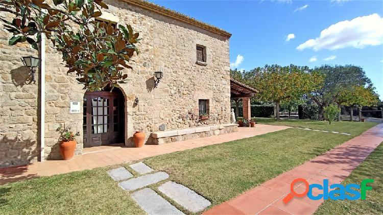 Casa de campo-Masía en Venta en Llagostera Girona Ref: vm-10188 1