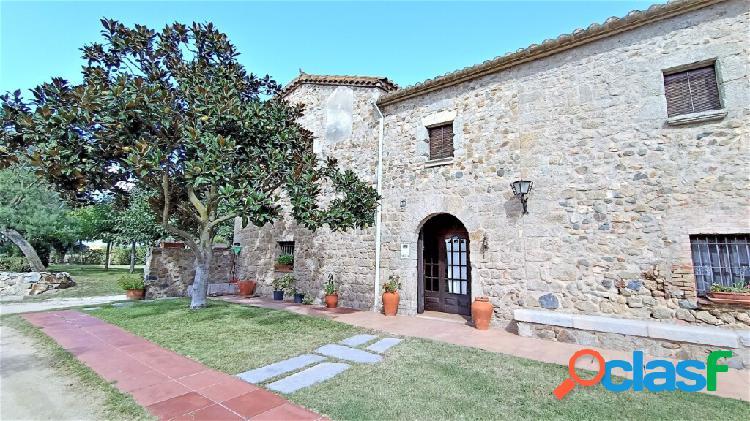 Casa de campo-Masía en Venta en Llagostera Girona Ref: vm-10188 2