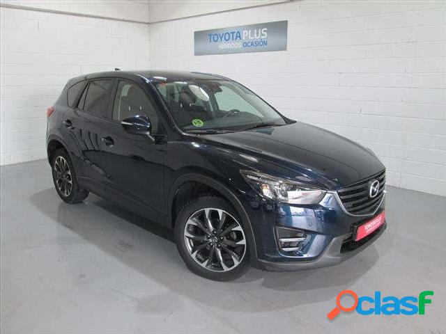 Mazda cx-5 2.2de luxury (navi) 2wd 150 '15