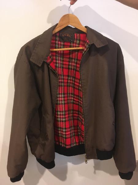 Cazadora chaqueta harrington hombre